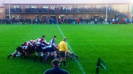 A BUSY DAY AT SILVER ROYD