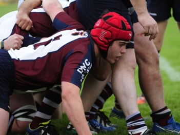HAYDEN OGILVIE (RED SCRUM CAP)