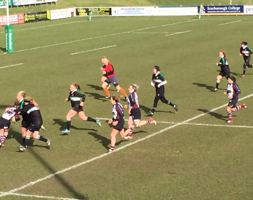 VALKRYIES ATTACK AT A SUN DRENCHED SILVER ROYD photo Dave Campbell