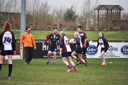 MEN V VALKRYIES TAG-RUGBY LAST MONDAY