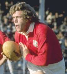 FERGUS SLATTERY IN HIS HEYDAY WITH THE LIONS