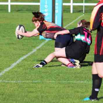 HARROGATE LADIES SCORE AGAINST ACKLAM