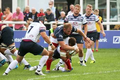 London Scottish v Rotherham Titans, Green King IPA Championship,