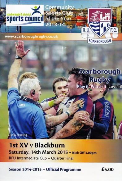 2019-04-26 BLACKBURN PROG